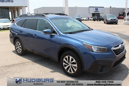 Featured Used 2020 Subaru Outback Premium SUV 4S4BTACCXL3119040 PS4817 for Sale in OKC