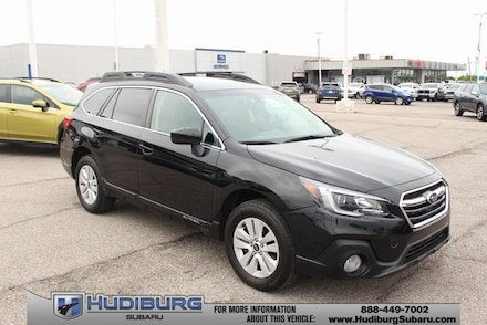 Featured Used 2019 Subaru Outback 2.5i Premium SUV 4S4BSAFC7K3327311 PS4779 for Sale in OKC