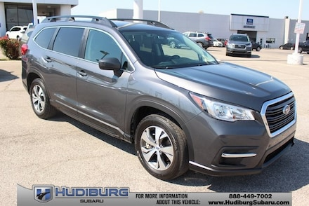 Featured Used 2019 Subaru Ascent Premium 7-Passenger SUV 4S4WMAFD7K3430653 PS4818 for Sale in OKC