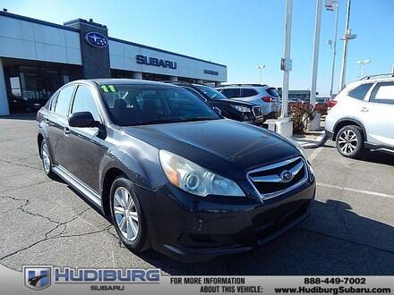 2011 Subaru Legacy 2.5i Premium Sedan 4S3BMCC60B3260320 BS61859