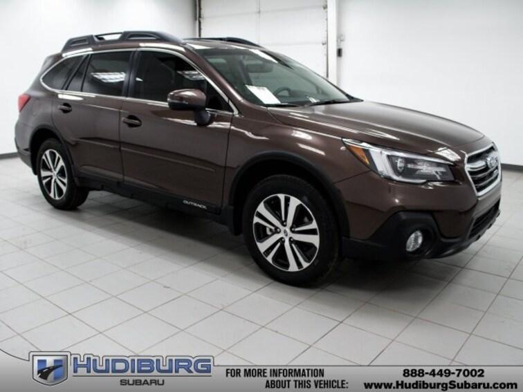 New 2019 Subaru Outback 2.5i Limited SUV Oklahoma City, OK