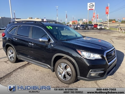 Featured Used 2019 Subaru Ascent Touring 7-Passenger SUV 4S4WMARD9K3417642 PS4912 for Sale in OKC