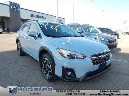 Featured Used 2019 Subaru Crosstrek 2.0i Limited SUV JF2GTANC0KH255431 PS4671 for Sale in OKC