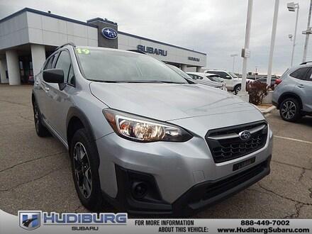 2019 Subaru Crosstrek 2.0i SUV JF2GTAAC2KH222386 AS61892