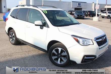 Featured Used 2017 Subaru Forester 2.5i Premium SUV JF2SJADC0HH584625 PS4781 for Sale in OKC