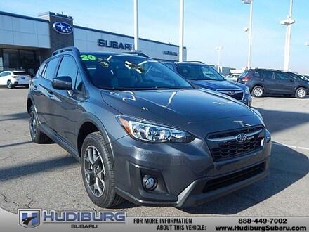Featured Used 2020 Subaru Crosstrek Premium SUV JF2GTAEC5LH212043 PS4662 for Sale in OKC