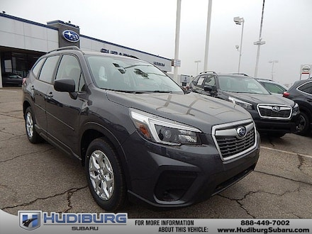 Featured New 2021 Subaru Forester Base Trim Level SUV for Sale in OKC