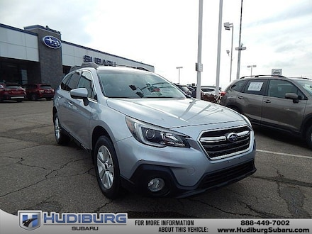 Featured Used 2018 Subaru Outback 2.5i Premium with SUV 4S4BSACC2J3235008 PS4616 for Sale in OKC