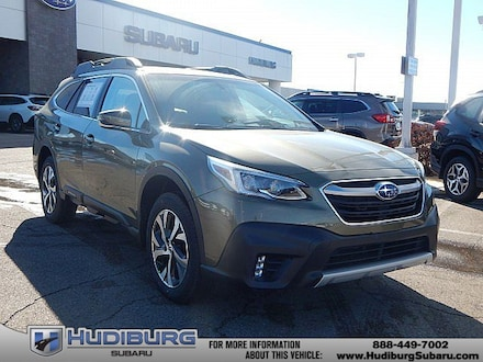 Featured New 2021 Subaru Outback Limited SUV for Sale in OKC