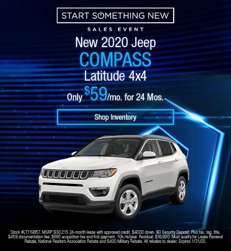 2020 - Compass - January