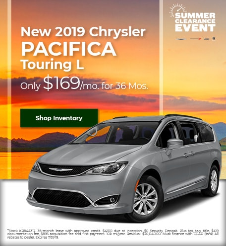 2019 - Pacifica - July