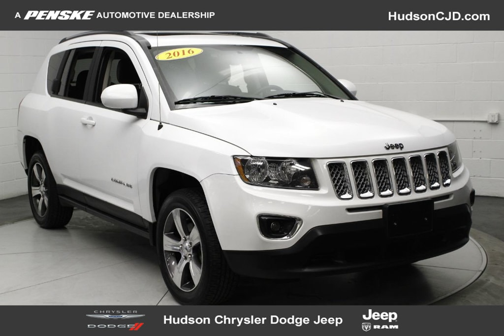 Used 2016 Jeep Compass Latitude 4x4 For Sale Jersey City Nj