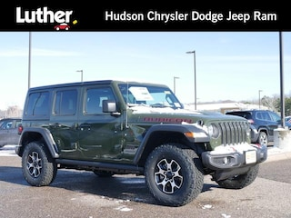 New 2021 Jeep Wrangler UNLIMITED RUBICON 4X4 Sport Utility For Sale in Hudson, WI