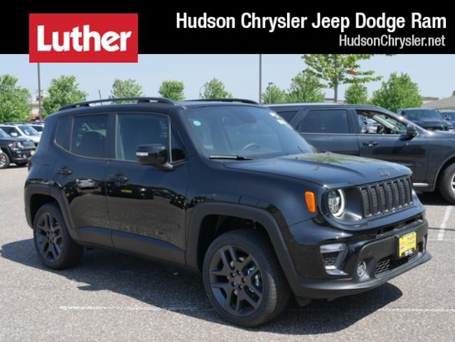 2019 Jeep Renegade HIGH ALTITUDE 4X4 Sport Utility