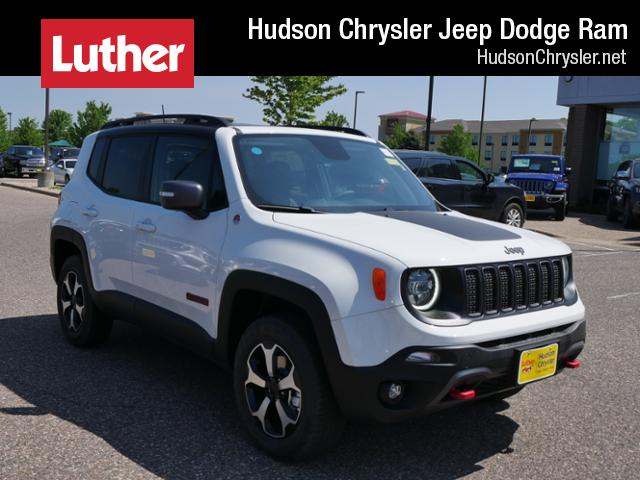 New 2019 Jeep Renegade Trailhawk 4x4 For Sale Hudson Wi