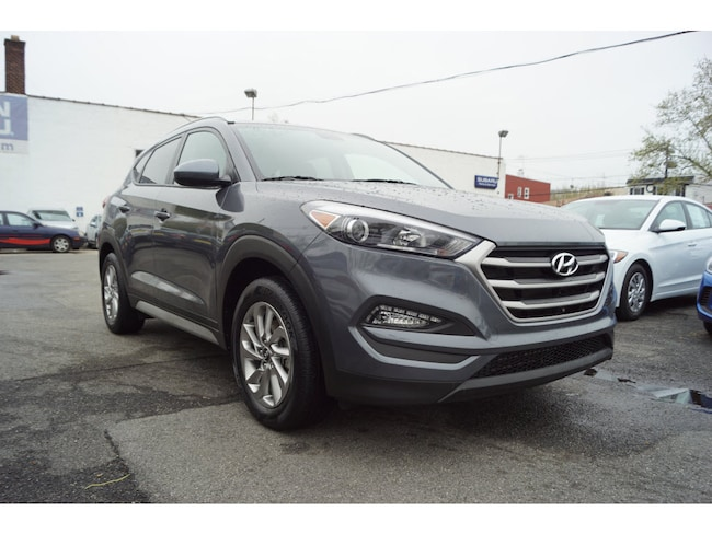 Certfied Used 2018 Hyundai Tucson SEL AWD SEL  SUV in Jersey City, NJ