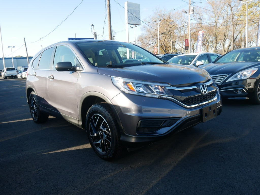 Used Honda Cr V Jersey City Nj