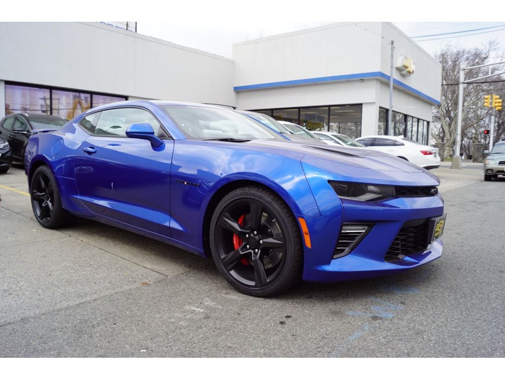 New 2018 Chevrolet Camaro 2SS Coupe In Jersey City, NJ