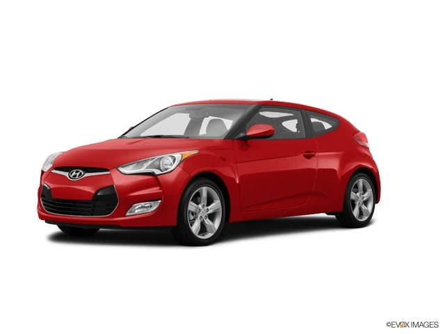 2014 Hyundai Veloster Coupe DCT
