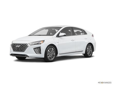 2020 Hyundai Ioniq Plug-In Hybrid Limited Hatchback