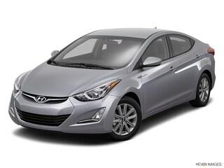 2016 Hyundai Elantra SE SE  Sedan 6A