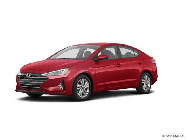 New 2019 Hyundai Elantra SE Sedan in Jersey City, NJ