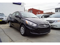 Used 2017 Hyundai Accent SE SE  Sedan 6A under $10,000 for Sale in Jersey City