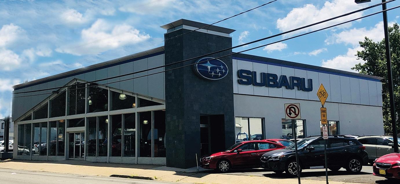 Hudson Subaru New Jersey