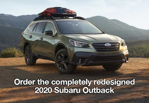 2020 Outback Specials