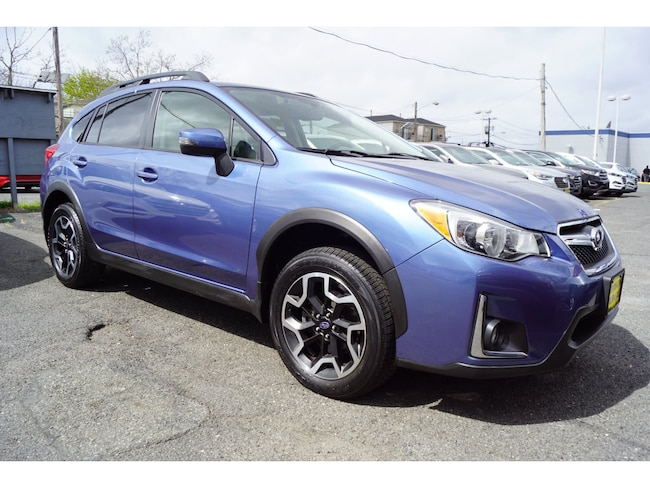 Used 2016 Subaru Crosstrek Limited AWD 2.0i Limited  Crossover Jersey City