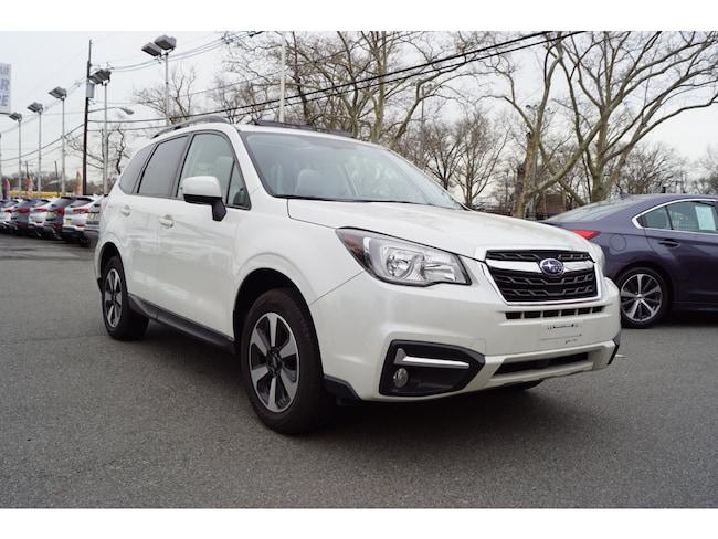 Used 2018 Subaru Forester 2.5i Premium AWD 2.5i Premium  Wagon CVT Jersey City