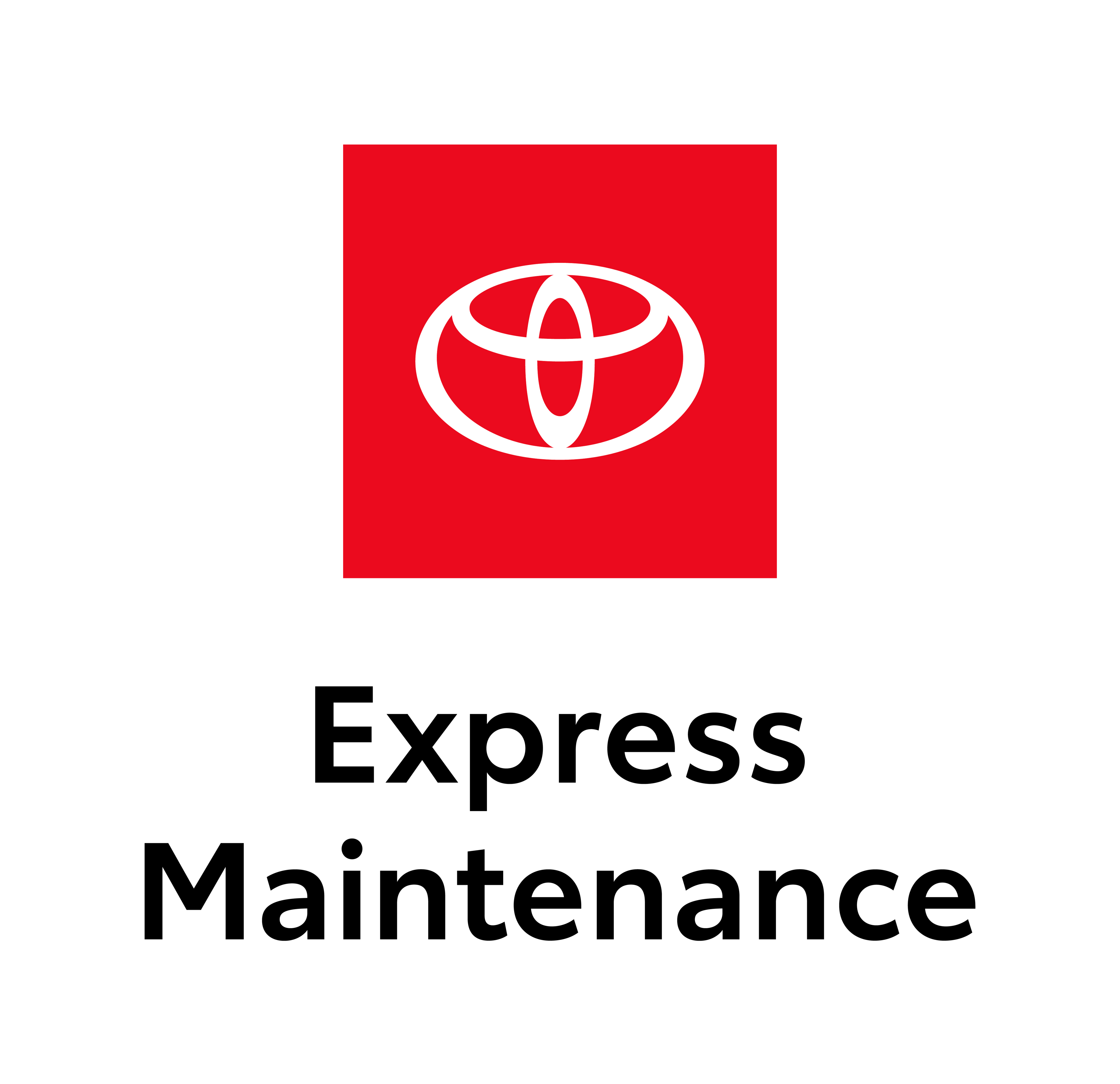 Click Here to Schedule Toyota Express Maintenance