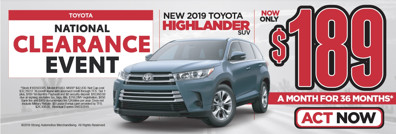 New Toyota and Used Car Dealer Serving Jersey City | Hudson