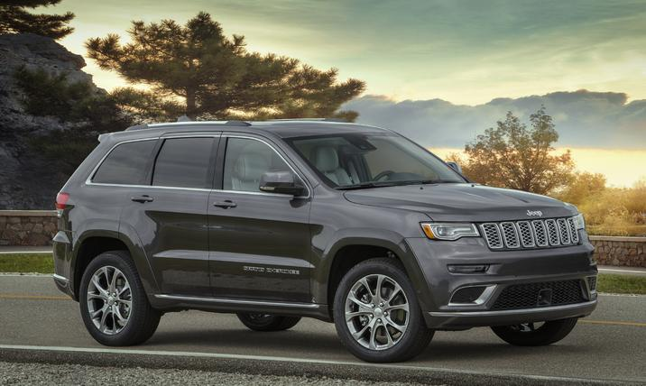 2020 Jeep Grand Cherokee Middletown NY