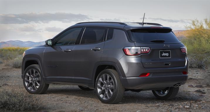 2021 Jeep Compass 80th Anniversary Edition NY
