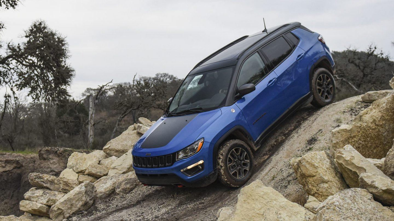 2020 Jeep Compass Trailhawk NY
