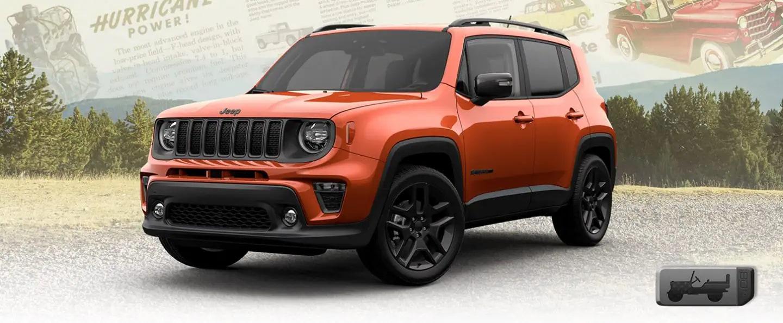 2021 Jeep Renegade 80th Anniversary Edition NY