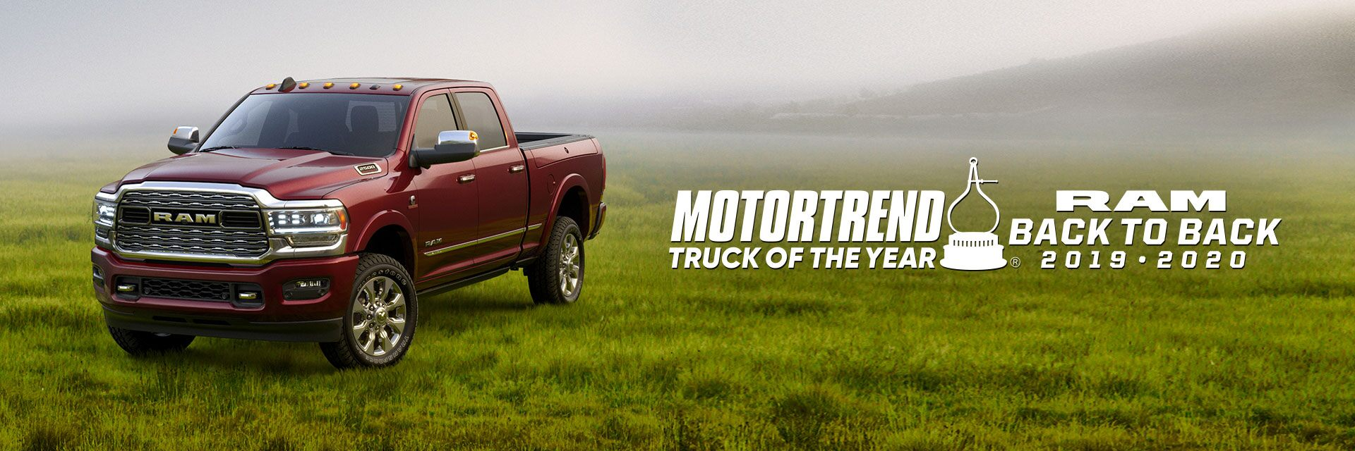 2020 Ram Heavy Duty Motor Trend Truck of the Year