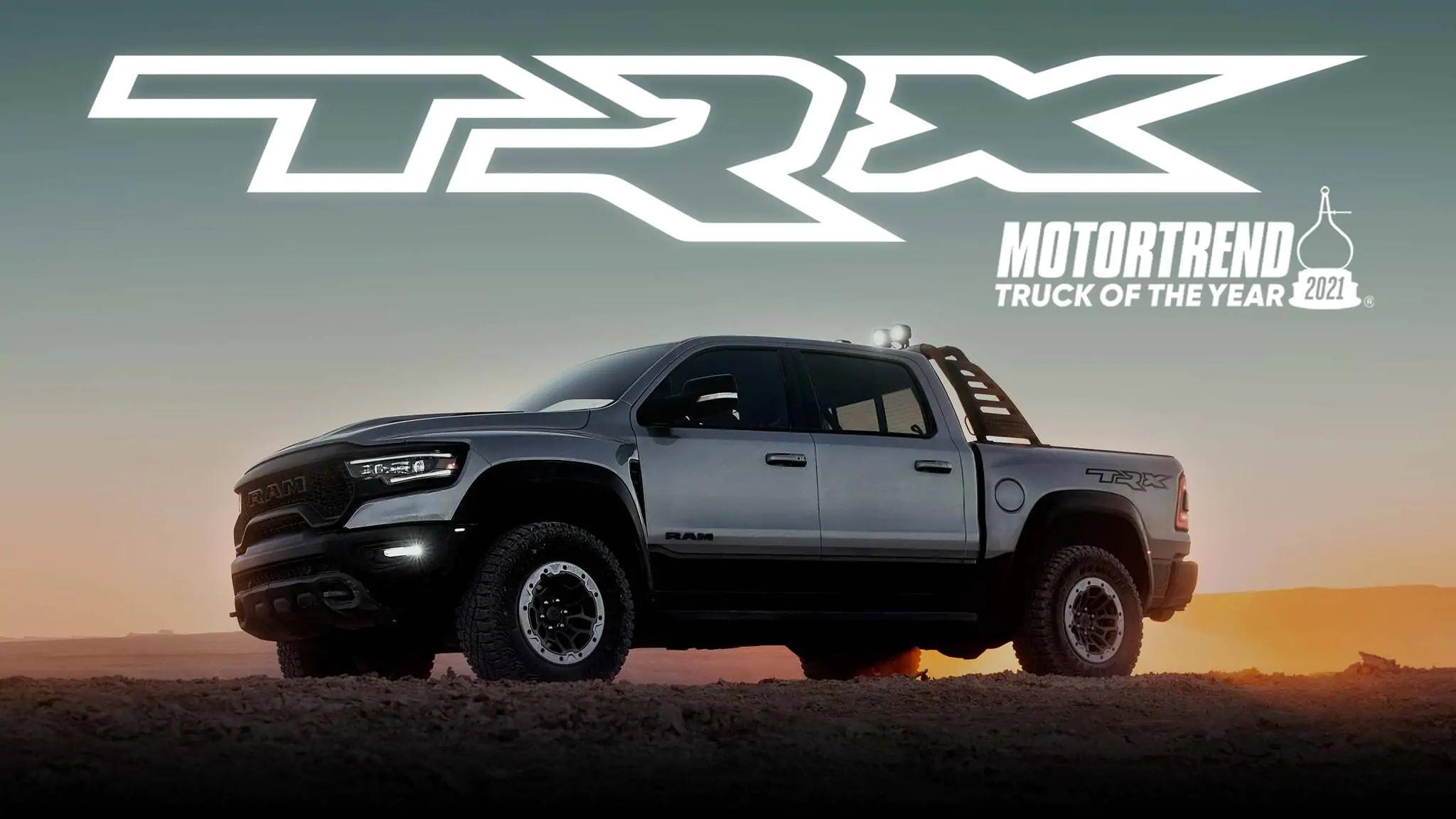 2021 Ram 1500 TRX NY