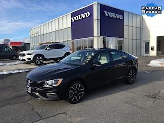 Used 2017 Volvo S60 T5 AWD Dynamic Sedan YV140MTL2H2431867 for sale in Elmsford, NY