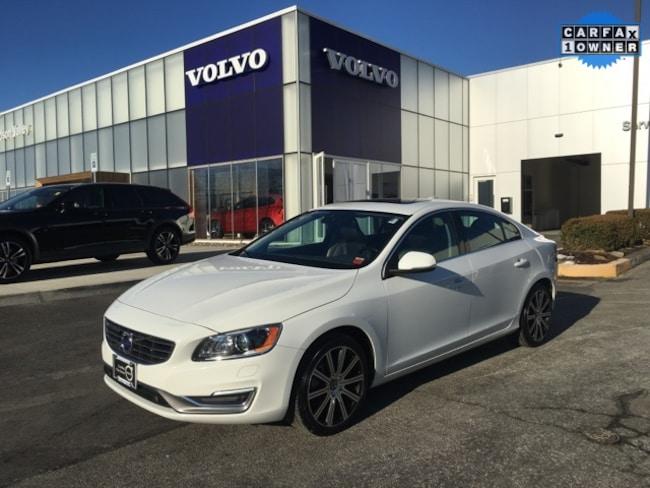 2016 Volvo S60 Inscription T5 Platinum Inscription Sedan