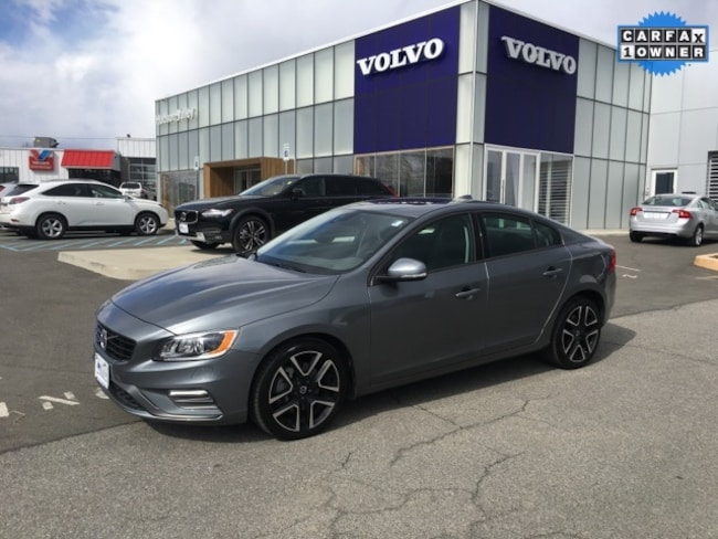 2018 Volvo S60 T5 AWD Dynamic Sedan