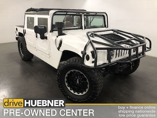 1998 AM General Hummer Open Top Convertible