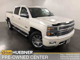 2015 Chevrolet Silverado 1500 High Country Crew Cab Pickup