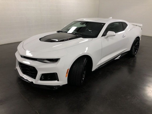 New 2019 Chevrolet Camaro Zl1 For Sale In Carrollton Oh At Huebner