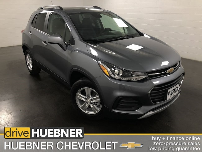 New 2019 Chevrolet Trax Lt For Sale In Carrollton Oh At Huebner