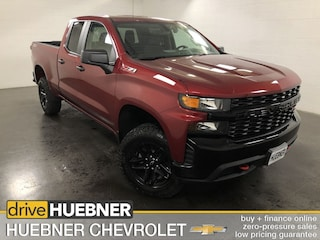 2019 Chevrolet Silverado 1500 Custom Trail Boss Truck Double Cab