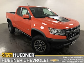 2019 Chevrolet Colorado 4WD ZR2 Extended Cab Pickup