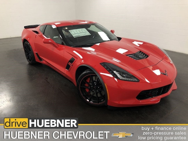 New 2019 Chevrolet Corvette Grand Sport 2lt For Sale In Carrollton