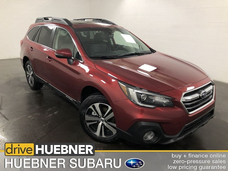 New 2019 Subaru Outback 2.5i Limited SUV Carrollton, OH